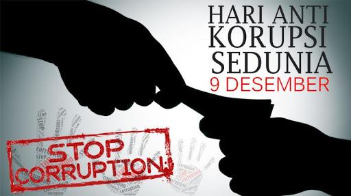 Ilustrasi Hari Antikorupsi Sedunia (Foto: Intim News)