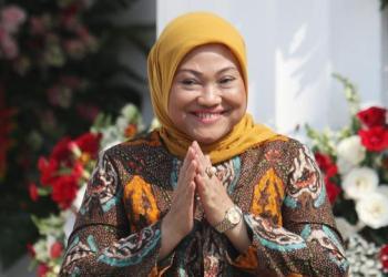 Menteri Ketenagakerjaan Ida Fauziyah (Foto: Liputan6.com)