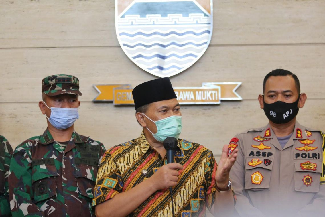 Wali Kota Bandung, Oded M Danial (Foto: Istimewa)