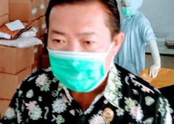 Kabid P2PL Dinas Kesehatan Kabulaten Subang, dr. Maxi