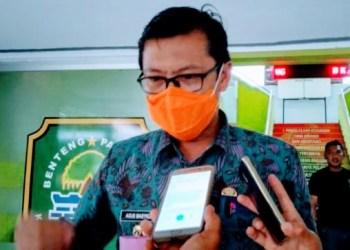 Wakil Bupati Subang Agus Masykur Rosyadi