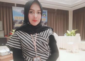 Humas Gugus Tugas Percepatan Penanganan Covid-19 Kabupatenb Garut, Yeni Yunita