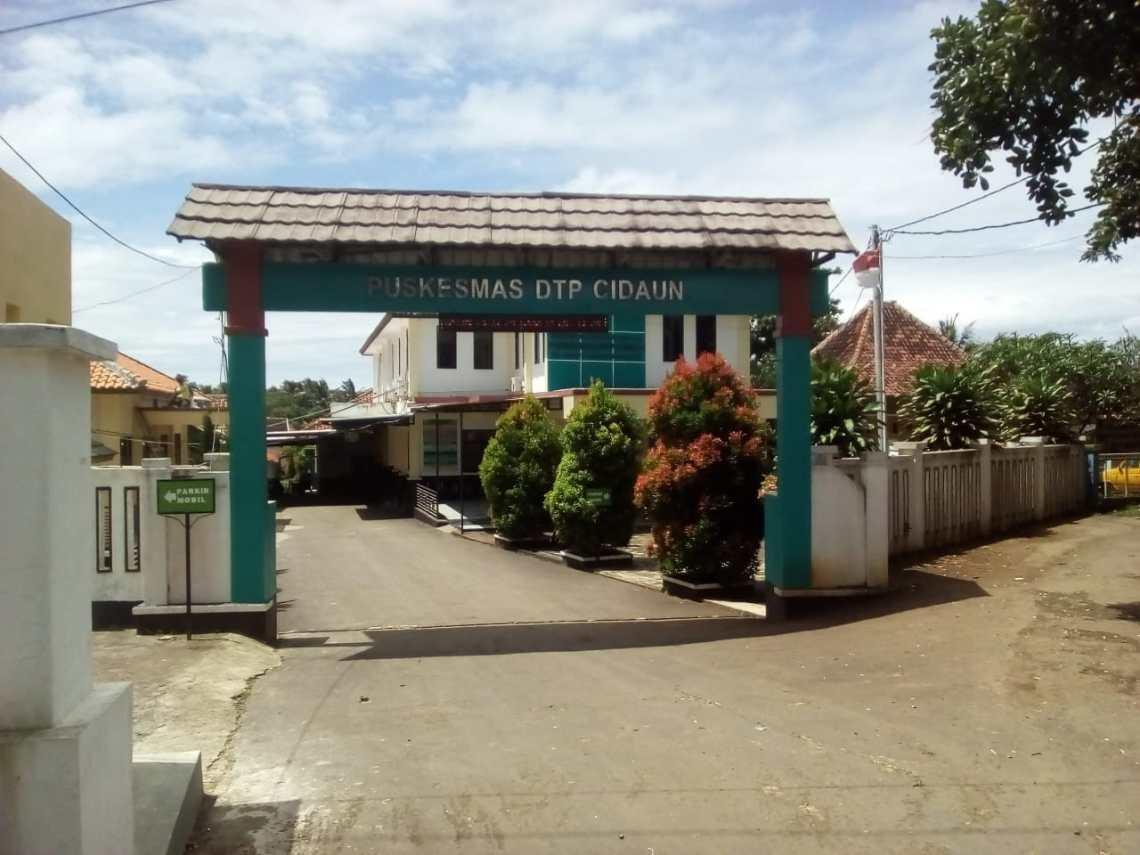 Tujuh Tenaga Kesehatan di Puskesmas Cidaun Terkonfirmasi Positif Covid-19 (Foto: Purwanda/dara.co.id)