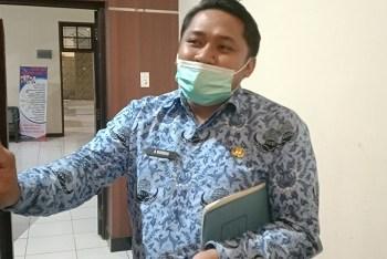 Kepala Bidang Mutasi dan Kepangkatan BKPSDM Kabupaten Cirebon, Ade Nugroho Yuliarno