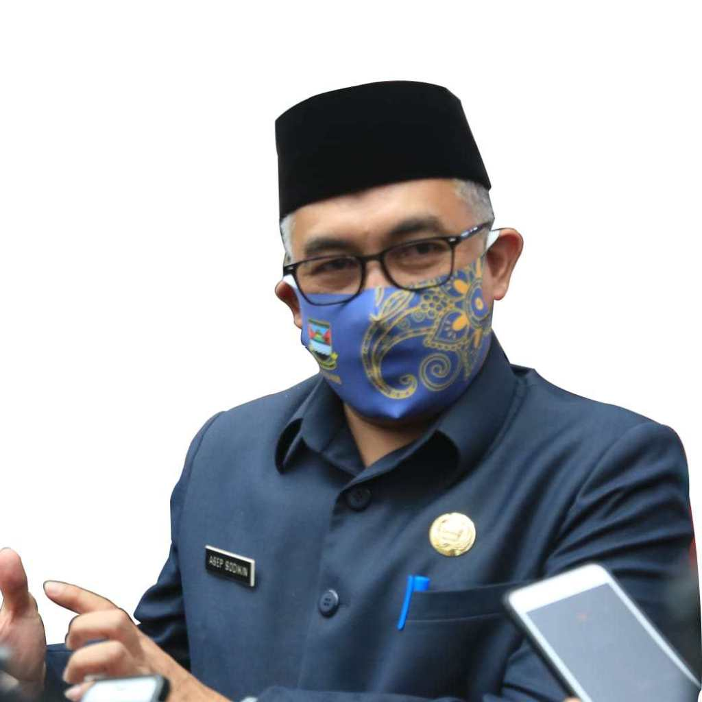 Sekda Kabupaten Bandung Barat, Asep Sodikin
