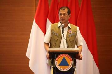 Ketua Satuan Tugas Penanganan Covid-19, Doni Monardo (Foto: SindoNews)