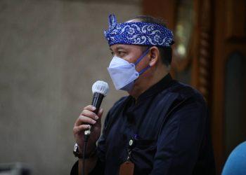 Kepala Dinas Pemuda dan Olahraga Kota Bandung, Eddy Marwoto