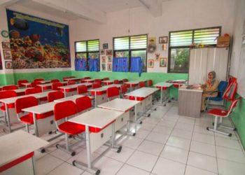 Ilustrasi sekolah (Foto: Pikiran Rakyat)