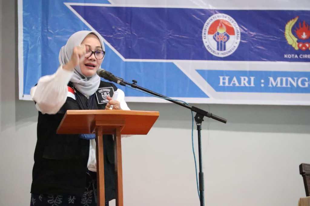 Wakil Wali Kota Cirebon Eti Herawati.