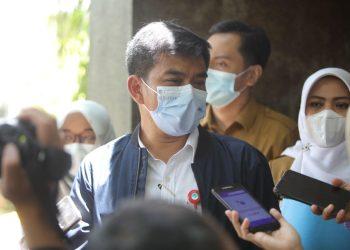 Direktur Utama Perumda Tirtawening Sonny Salimi (Foto: Istimewa)