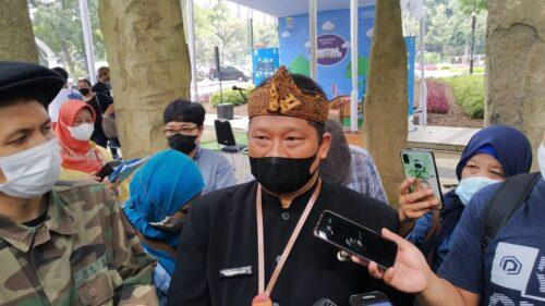 Kepala Bidang Penempatan Tenaga Kerja Dinas Tenaga Kerja (Disnaker) Kota Bandung, Marsana (Foto: Istimewa)