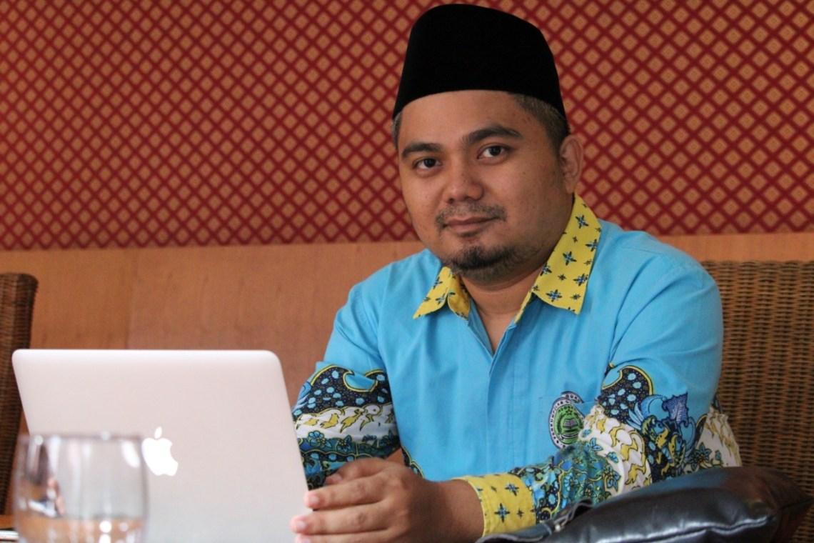 Ketua DPD Perkumpulan Guru Madrasah (PGM) Indonesia, H.Hasbulloh