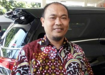 Sekretaris DPC Partai Gerindra Kabupaten Bandung Praniko Imam Sagita