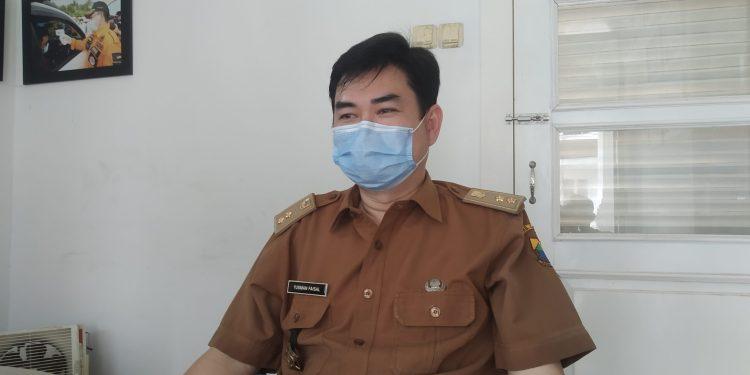 Juru Bicara Percepatan Penanganan Covid-19 Kabupaten Cianjur, dr Yusman Faisal