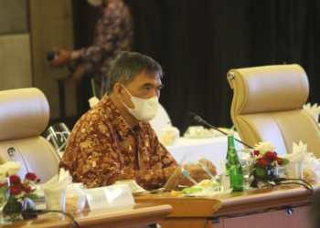 Anggota Komisi XI DPR Junaidi Auly
