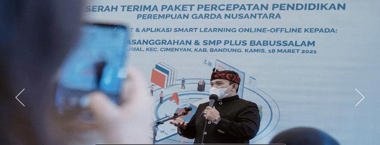 Kepala Dinas Pendidikan Jawa Barat, Dedi Supandi (Foto: disdikjabar)