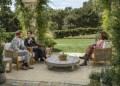 Meghan Markle bersama Pangeran Harry saat diwawancara di acara Oprah Winfrey (Foto : Wolipop)
