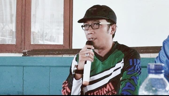 Aktifis 96, Dadi Abidarda (foto : Nanang Yudi/dara.co.id)