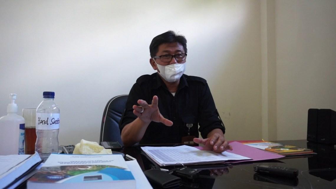 Kepala Dinas Perindustrian, Perdagangan dan ESDM Kabupaten Garut, Nia Gania Karyana