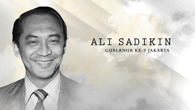 Ali Sadikin (Foto: Liputan6.com)