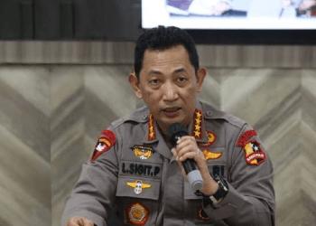 Kapolri Jenderal Listyo Sigit Prabowo. (Foto: tantri/dara.co.id)
