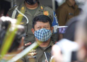 Kepala Bidang Penegakan Produk Hukum Daerah Satpol PP Kota Bandung Idris Kuswandi (Foto: Istimewa)