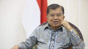 Ketua Dewan Masjid Indonesia Jusuf Kalla (Foto: detikcom)