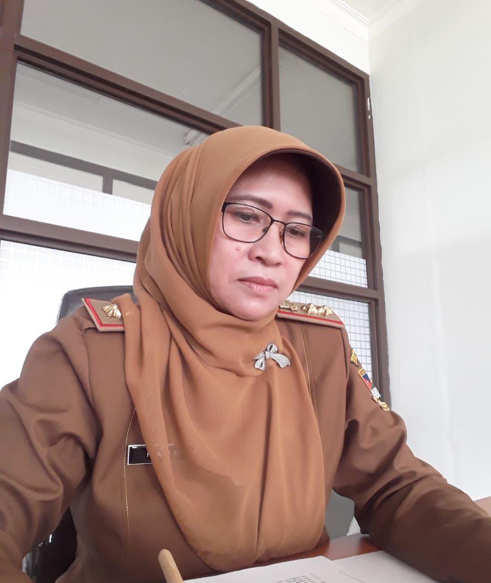 Kabid Pengembangan Ekraf Disparbud KBB Hanny Nurismandiah