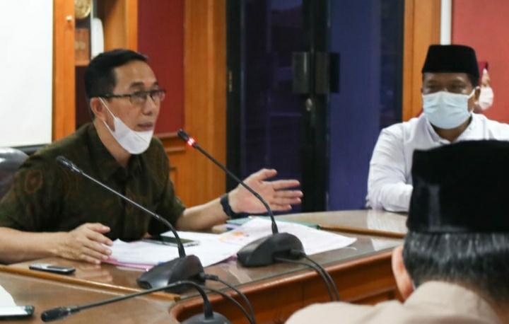 Sekda Kabupaten Subang H Asep Nuroni, SSos, MSi (Foto: Istimewa)
