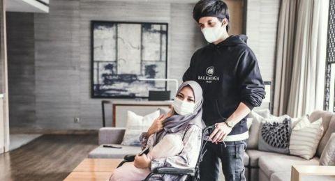 Aurel Hermansyah mengalami keguguran di kehamilan pertamanya (Foto :Suara Banten)