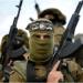 Ilustrasi Militan Hamas Palestina. /Reuters/Suhaib Salem/galamedianews.com
