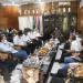 Pimpinan dan Anggota Komisi V DPRD Provinsi Jawa Barat saat meninjau Persiapan Pelaksanaan Peserta Didik Baru (PPDB) Tahun Pelajaran 2021/2022 di SMAN 1 Depok Jawa Barat. Rabu, (19/05/2021). (Foto : Rizky Ramdhani/Humas DPRD Jabar)