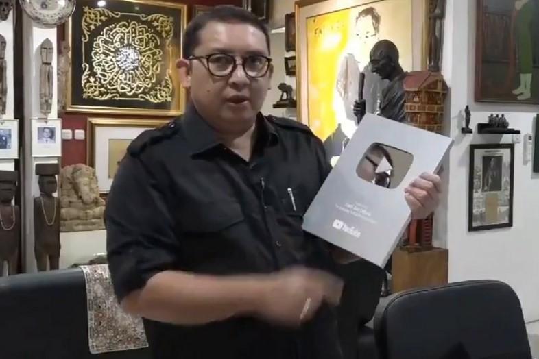 Anggota DPR RI Fraksi Partai Gerindra Fadli Zon. (Foto: Twitter Fadli Zon)