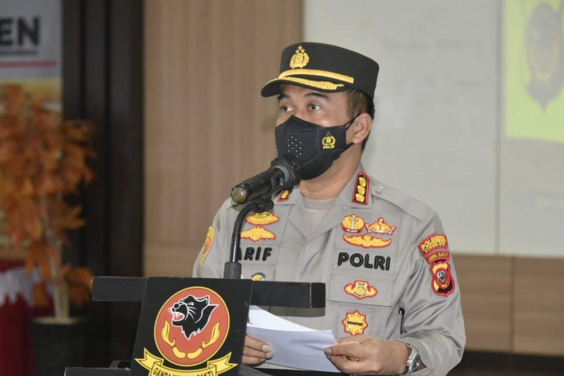 Kombes Pol Arif Budiman