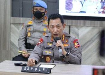 Kapolri Listyo Sigit Prabowo. (Foto: Polri)