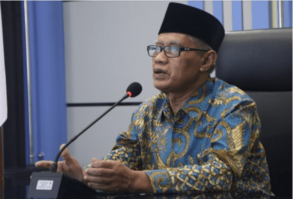 Ketua Umum Pimpinan Pusat Muhammadiyah Haedar Nashir. (Foto: Muhammadiyah)