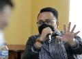 Komisi II DPRD Jawa Barat kunjungi Kantor UPTD Balai Pengembangan Benih Hortikultura dalam rangka monitoring terkait program Petani Milenial (Foto: Humas DPRD Jabar/ Rudi Hermawan)