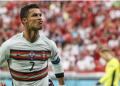 Cristiano Ronaldo. (Foto: AP/Bernadett Szabo/detikcom)