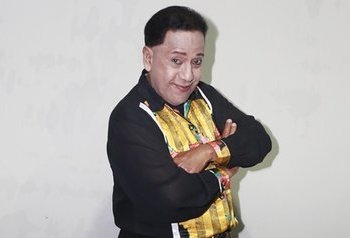 Almarhum komedian Wan Abud (Foto: KapanLagi.com)