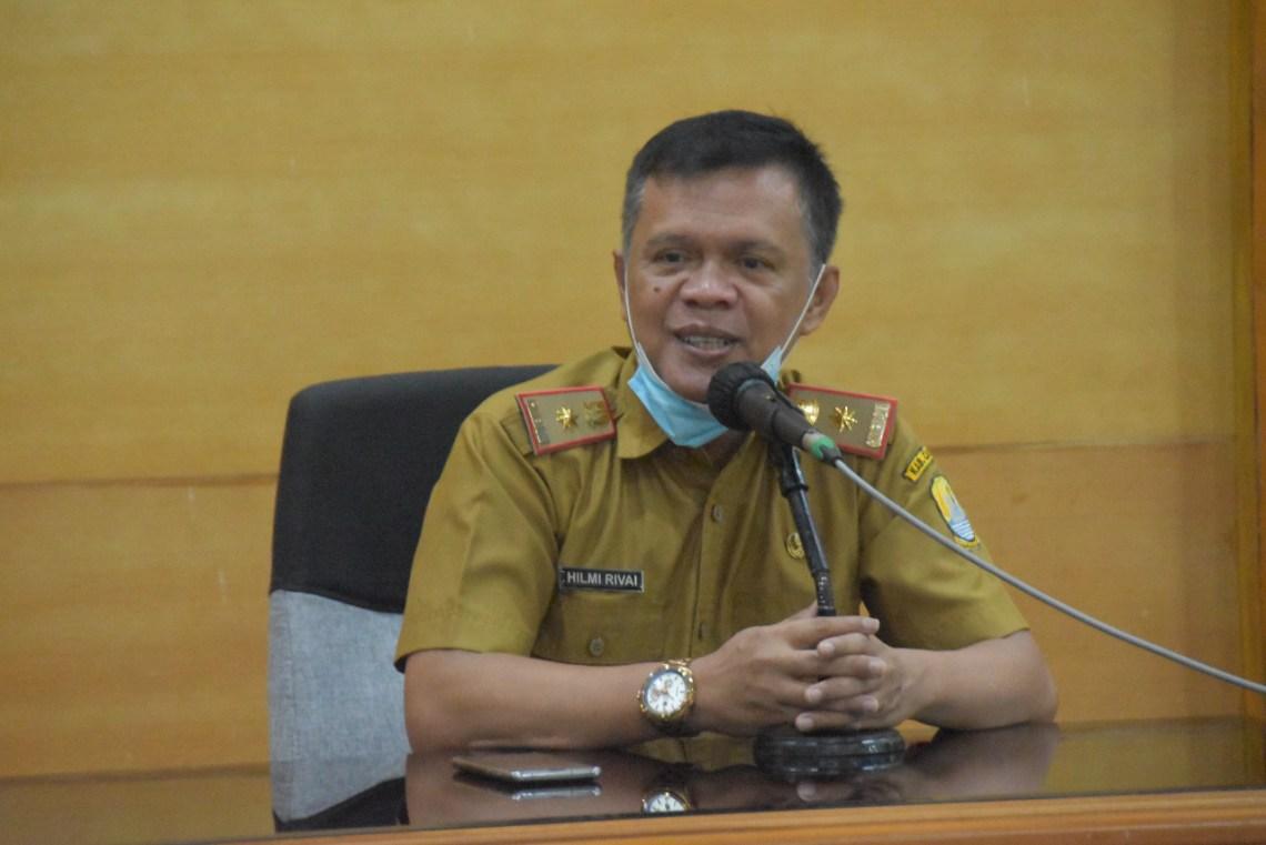 Kepala BKPSDM Kabupaten Cirebon DR Hilmi Rivai MPd (Foto: Bambang Setiawan/dara.co.id)