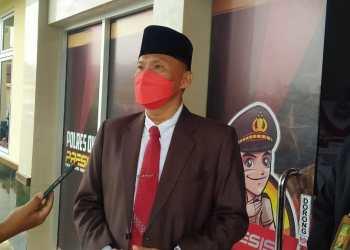 Ketua DPRD Kab OKI Abdiyanto Fikri, SH, MH.