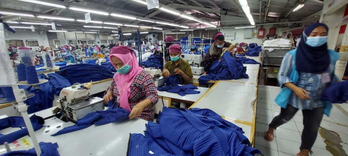 Ilustrasi sebuah pabrik (Foto: Istimewa)