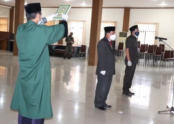 Bupati lantik 600 PNS (Foto: Bambang Setiawan/dara.co.id)