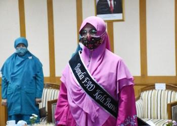 Emma Dadang Supriatna dikukuhkan jadi Bunda FAD Kabupaten Bandung (Foto: Humas Pemkab Bandung)