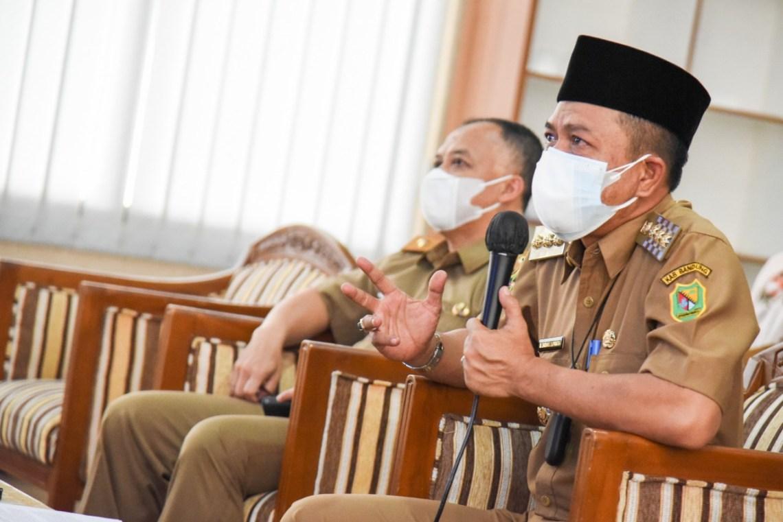 Bupatyi Bandung, Dadang Supriatna (Foto: Humas Pemkab Bandung)