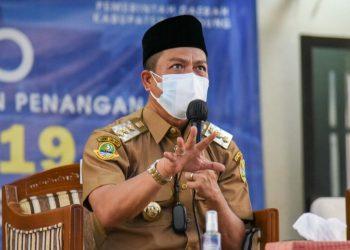 Bupati Bandung, HM Dadang Supriatna