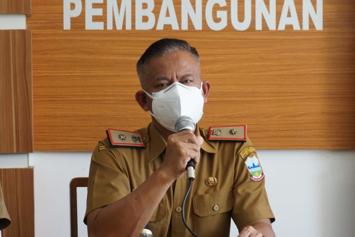 Sekretaris Daerah (Sekda) Kabupaten Garut, Nurdin Yana (Foto: Istimewa)