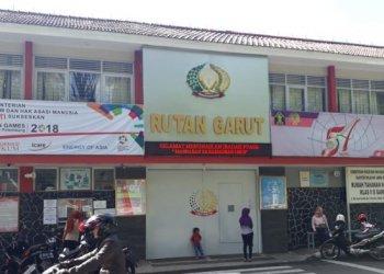 Rutan Kelas IIB Garut di Jalan Dewi Sartika, Kecamatan Garut Kota, Kabupaten Garut. (Foto: Istimewa)