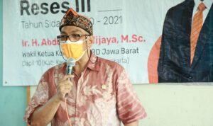 Wakil Ketua Komisi V DPRD Jabar, Abdul Hadi Wijaya (Foto: BBcom)