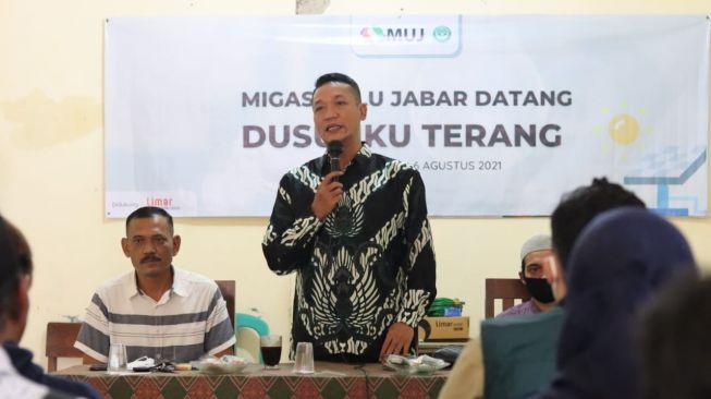 Sekretaris Komisi 3 DPRD Jawa Barat, Hasim Adnan (Foto: Istimewa/suara.com)